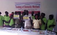 Uganda: HTS-Union shows support to the My Fair Home Campaign