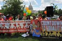 USA: Domestic workers push DC for greater protections