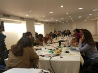 USA: Meetings of domestic workers' leaders from Kenya and Jamaica with the NDWA