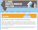 USA: Support domestic worker dignity in Illinois - Sign the petition for the Domestic Workers Bill of Rights!