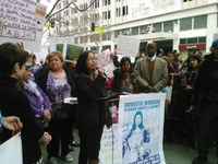 USA: Tell Governor Brown & State Legislature - It's Time for a Domestic Workers Bill of Rights
