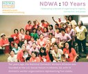 USA: The NDWA is celebrating the 10th Anniversary for dignity and fairness for domestic workers
