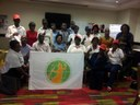 Zambia: Domestic Workers' workshop by IDWF
