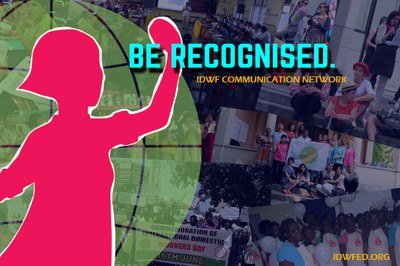 Be recognised
