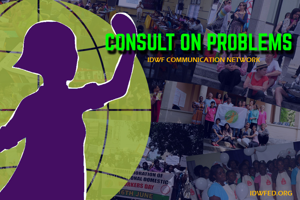 Consult on problems