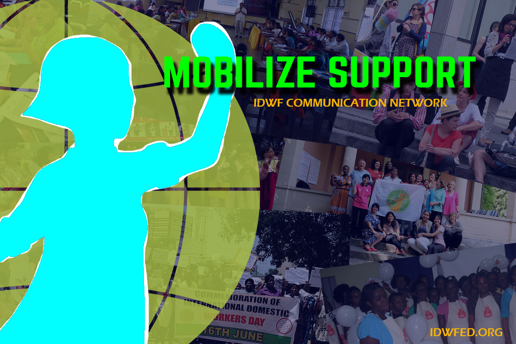 Mobilize Support