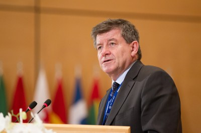 ILO Director-General, Guy Ryder