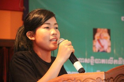 secound  congress of  cambodia  Domestic  Worker  network