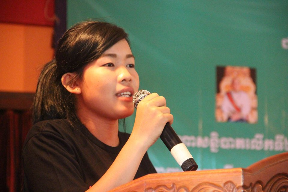secound  congress of  cambodia  Domestic  Worker  network