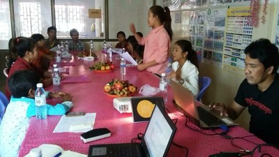 CDWN in  Cambodia have plan  organzing Child  Domestic Workers