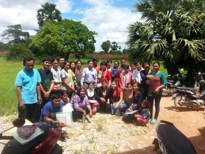 Training ILO 189 CDWN in Cambodia