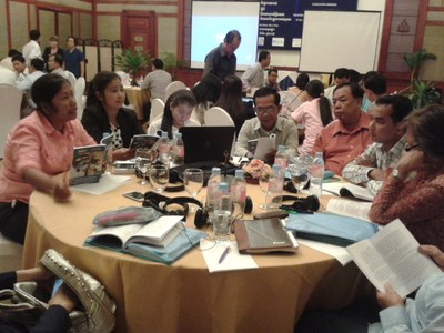 Conseltation workshop on Road Map for Ratify ILO C.189