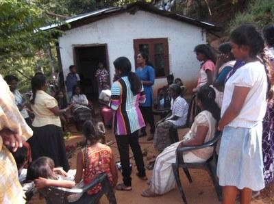 Estate-Village Committee training program