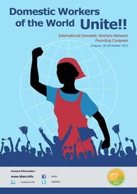 Domestic workers of the World Unite!!