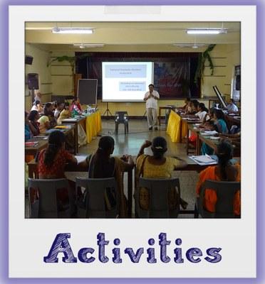 activities AP shadow