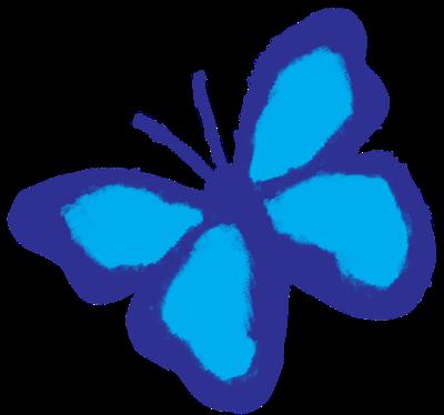 LA icon butterfly