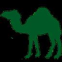mena icon camel left