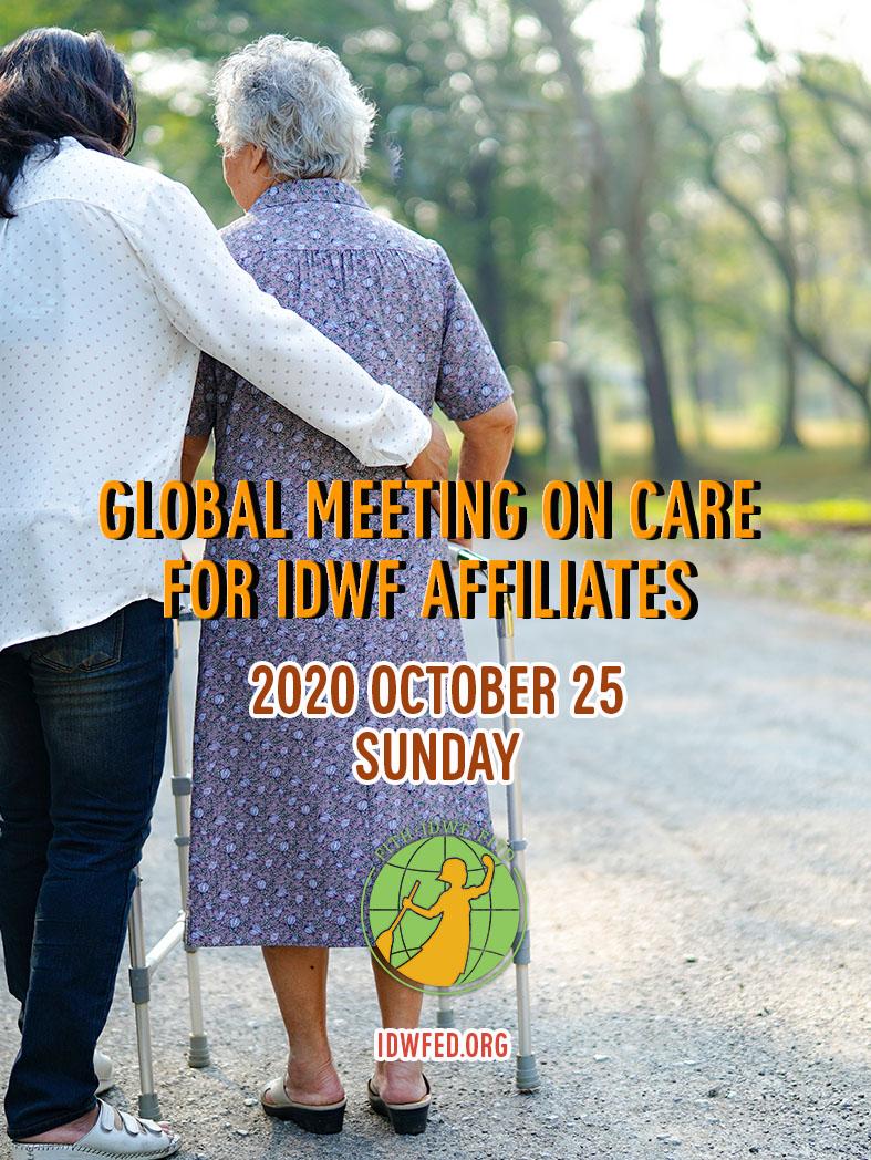 10.25 IDWF event