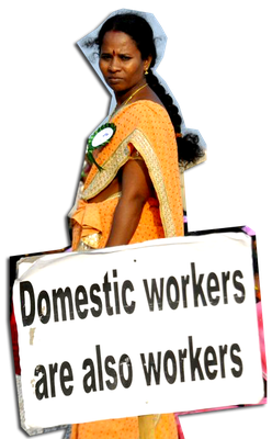 Domestic workers are workers