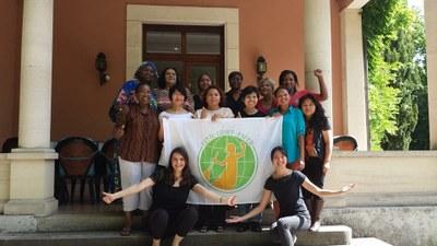 2014.6.19 IDWF support women workers in Ukraine