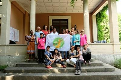 2014.6.7-11 IDWF leaders