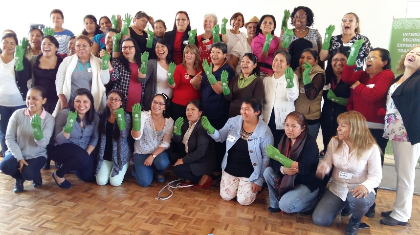 2017.2.18-19 Mexico Regional Exchange of Domestic Workers