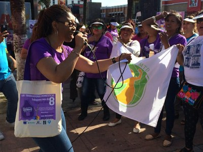 2017.1.28-30 El Salvador Central America Convening on Migration and Domestic Work 1