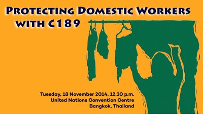 2014.11.18 Protecting Domestic Workers with C189