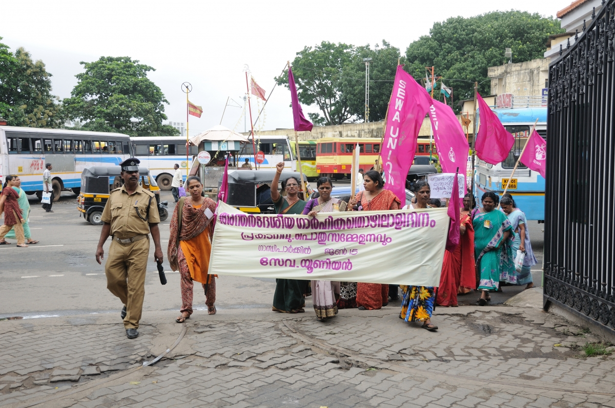 2013.6.15 India: SEWA-Kerala observed IDWD-2