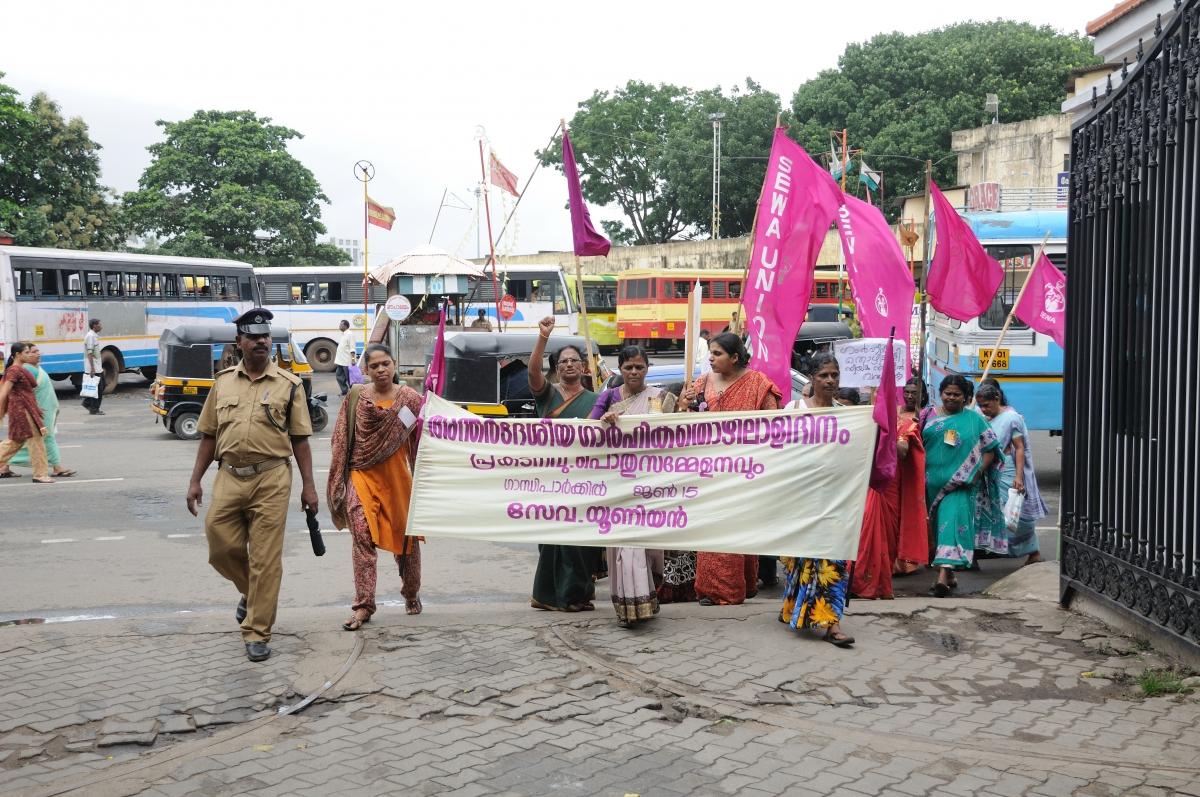 2013.6.15 India: SEWA-Kerala observed IDWD-2