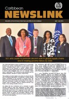 Caribbean NEWSLINK - Newsletter of the ILO Decent Work Team and Office for the Caribbean (April - June 2016)