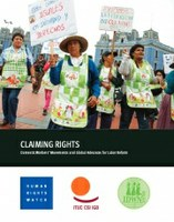 Claiming Rights: Domestic Workers' Movements and Global Advances for Labor Reform