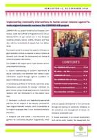COMMUN-AID Newsletter #2 2014 Dec 31