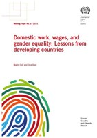 Domestic work, wages, and gender equality: Lessons from developing countries