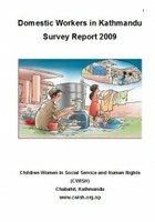 Domestic Workers in Kathmandu - Survey Report 2009