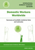Domestic Workers Worldwide - Summary of available statistical data and estimates