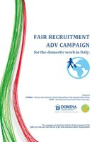 Fair Recruitment Adv Campaign for the domestic work in Italy