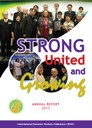 IDWF Annual Report 2017 - STRONG, UNITED and GROWING