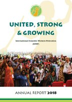 IDWF Annual Report 2018 - United, Strong & Growing