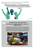 IDWF e-Newsletter #1 - DEC 2013