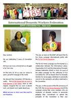 IDWF e-Newsletter #12 - June 2016