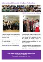 IDWF e-Newsletter #13 - July 2016