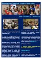 IDWF e-Newsletter #14 - October 2016