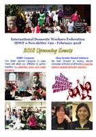 IDWF e-Newsletter #20 - February 2018