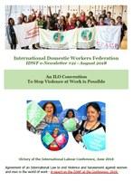 IDWF e-Newsletter #21 - August 2018