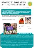 IDWF e-Newsletter #26 - 28 May 2020