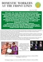 IDWF e-Newsletter #30 - 26 June 2020