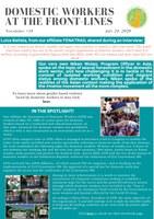 IDWF e-Newsletter #34 - 24 July 2020