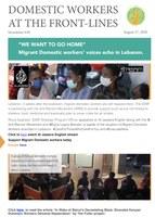 IDWF e-Newsletter #39 - 27 August 2020
