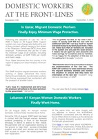 IDWF e-Newsletter #40 - 3 September 2020